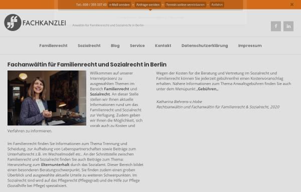 Vorschau von www.recht-e.de, Behrens, Katharina