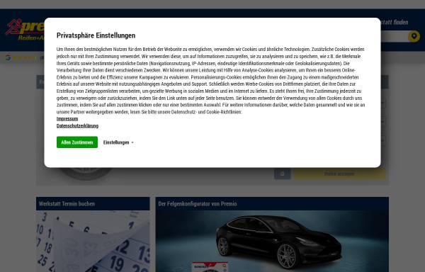 Vorschau von www.reifen-fix.de, Reifen-Fix, GD Handelssysteme GmbH & Co. KG