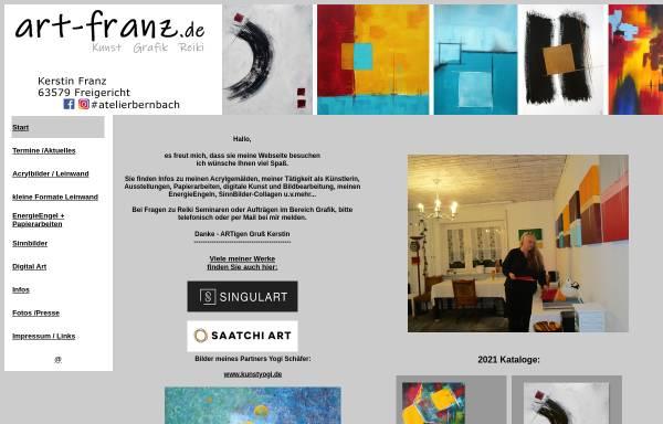 Vorschau von www.keyo-reiki.de, Kerstin Franz und Yogi Schaefer