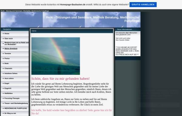 Vorschau von lichtundenergie.de.tl, Carolin Göbel