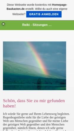Vorschau der mobilen Webseite lichtundenergie.de.tl, Carolin Göbel