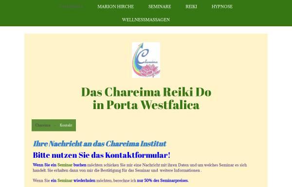 Vorschau von www.chareima-rainbow-reiki-do.de, Marion Hirche
