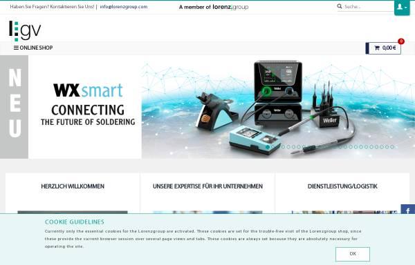 Vorschau von www.zillner.de, Zillner Elektronik GmbH
