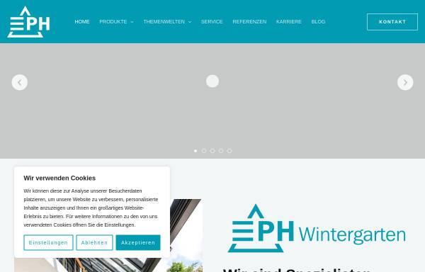 Vorschau von www.ph-wintergarten.de, P.H.
