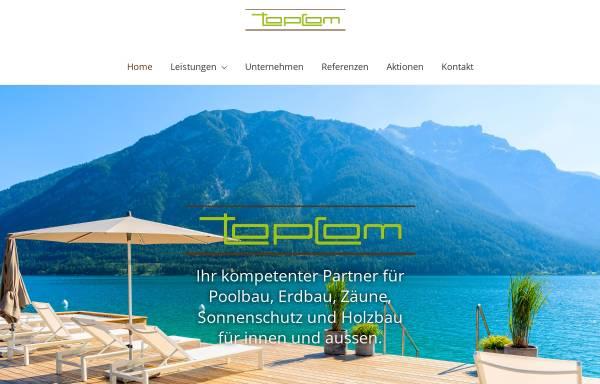 Vorschau von www.topcom.at, Topcom Hoefler u. Kamper OEG