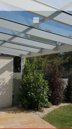 Vorschau der mobilen Webseite www.aluplan.at, Zvonko Pilic, Alu Plan