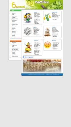 Vorschau der mobilen Webseite www.bancuri.de, Bancuri.de