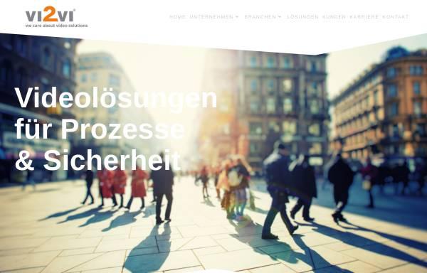 Vorschau von www.vi2vi.com, vi2vi GmbH