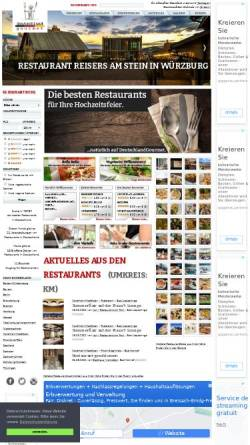 Vorschau der mobilen Webseite www.eifelgourmet.info, EifelGourmet