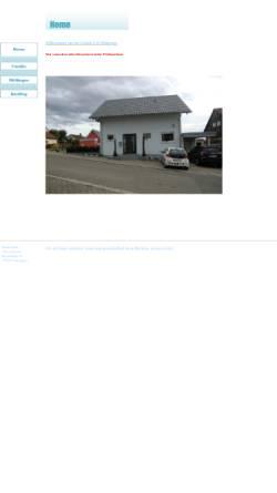 Vorschau der mobilen Webseite www.kaiser-wittlingen.de, Kaiser, Familie