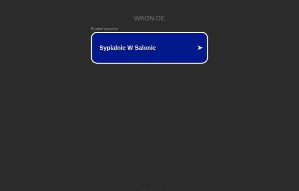 Vorschau von www.wkon.de, Klink, Wolfgang