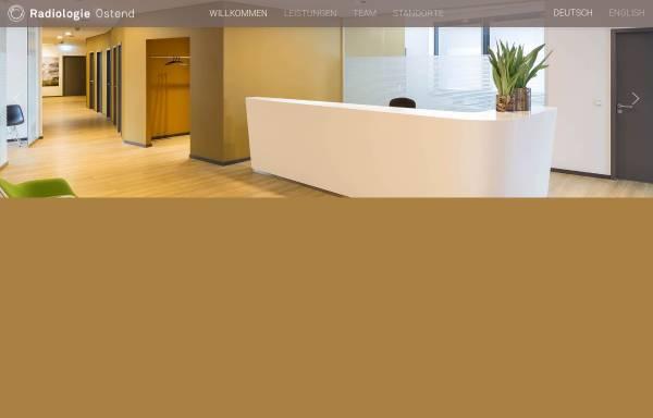 Vorschau von www.radiologie-ffm.de, Radiologie Frankfurt