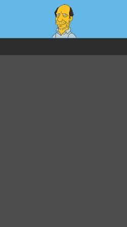 Vorschau der mobilen Webseite www.dieblende.ch, Die Blende