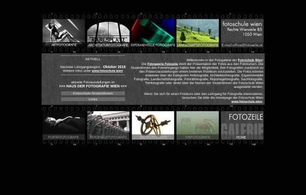 Vorschau von www.fotozeile.at, Galerie Fotozeile