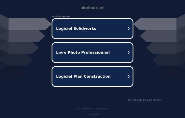 Vorschau von www.pixelsea.com, Pixelsea
