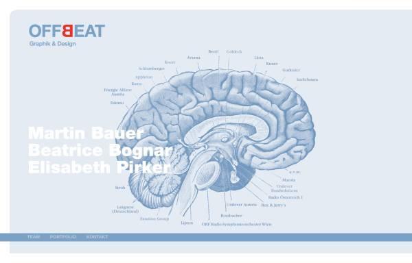 Vorschau von www.offbeat.at, Offbeat Graphic und Design