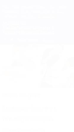 Vorschau der mobilen Webseite www.ieu-online.de, Institut für Existenzgründungen und Unternehmensführung - Wilfried Tönnis, M.A.