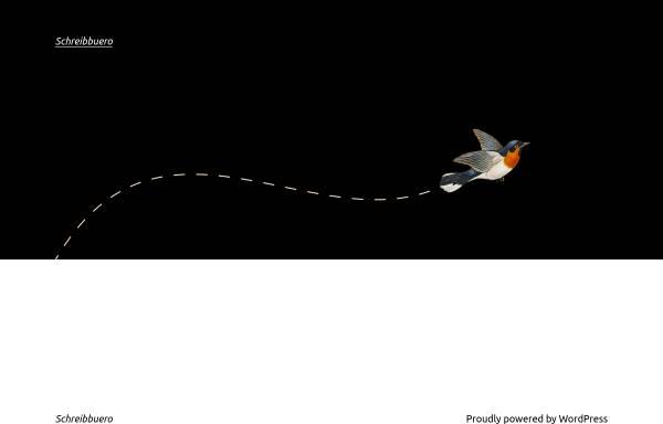 Vorschau von www.schreibbuero-bayer.de, Schreibbüro Karin Bayer