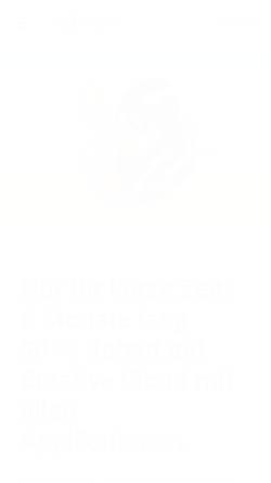 Vorschau der mobilen Webseite www.adobe.com, Adobe Systems