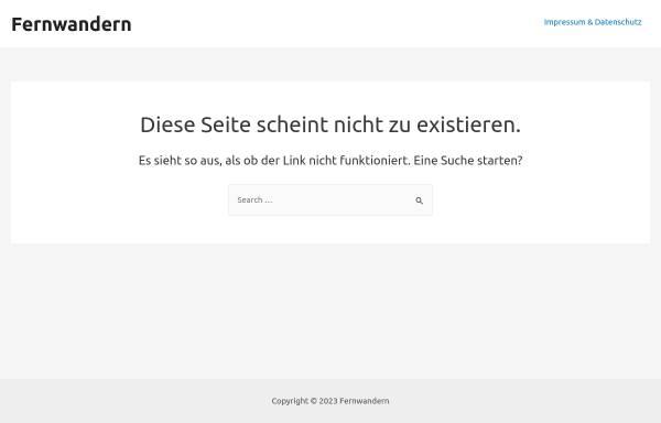 Vorschau von www.fernwandern.de, Fernwanderweg E1, Wandern in der Lüneburger Heide
