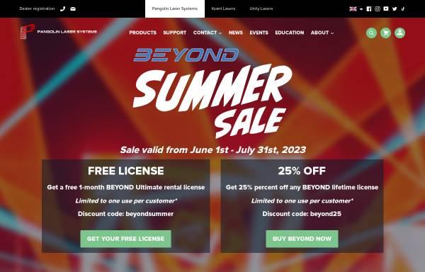 Vorschau von www.phoenix-showcontroller.de, Phoenix Showcontroller GmbH & Co. KG.