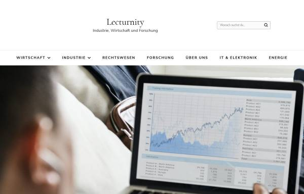 Vorschau von www.lecturnity.de, Rapid Authoring Tool Lecturnity