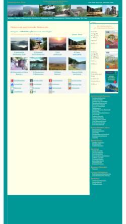 Vorschau der mobilen Webseite www.wanderportal-pfalz.de, Wandern in der Pfalz