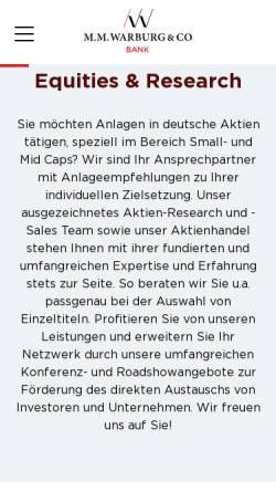 Vorschau der mobilen Webseite www.ses-online.de, SES Research GmbH