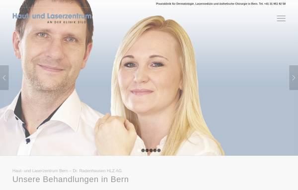 Vorschau von www.laserzentrum-bern.ch, Laserzentrum Bern