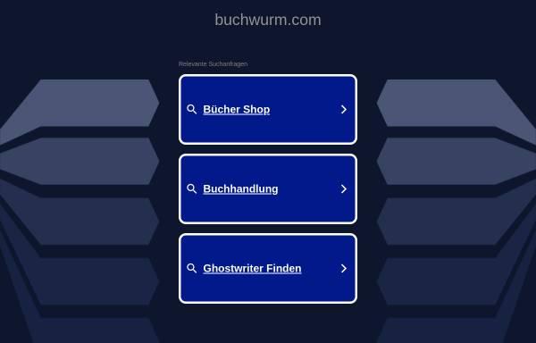 Vorschau von www.buchwurm.com, Der Buchwurm