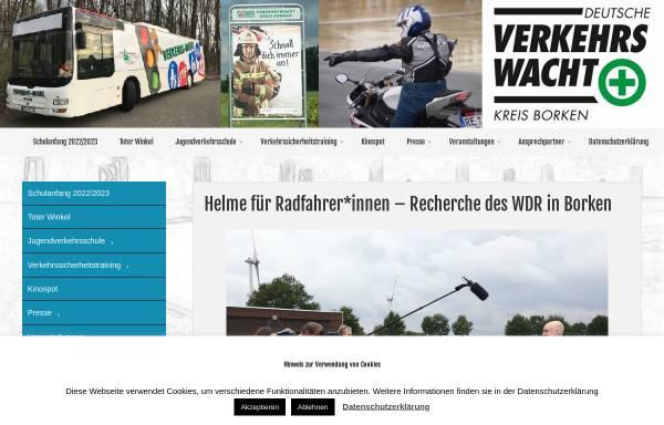 Vorschau von verkehrswacht.kreis-borken.de, Kreisverkehrswacht Borken e.V