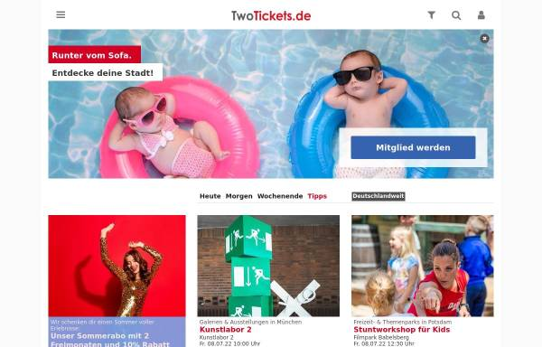 Vorschau von www.kulturclub.de, Kulturclub