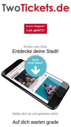 Vorschau der mobilen Webseite www.kulturclub.de, Kulturclub