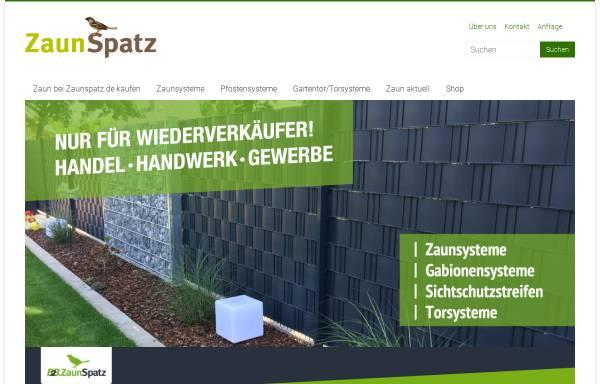 Vorschau von www.zaunspatz.de, Zaunspatz