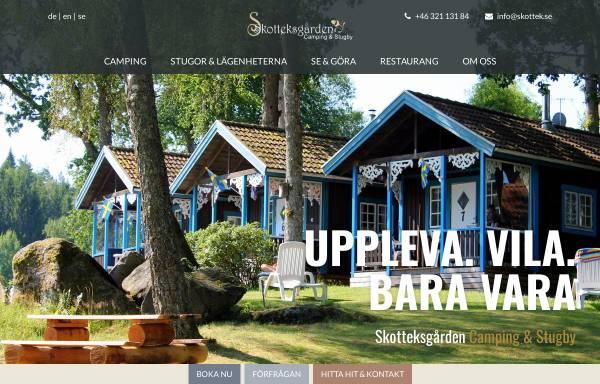 Vorschau von www.skottek.se, Skottek Gården