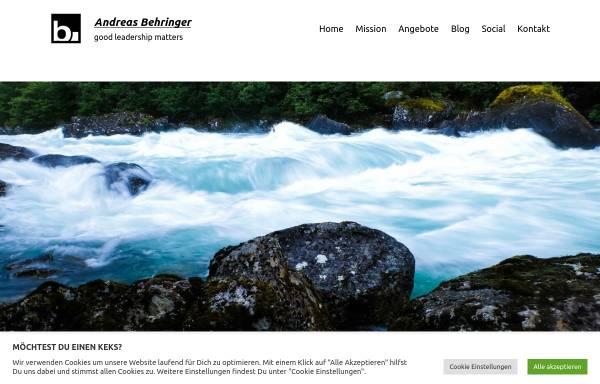 Vorschau von www.behringer24.de, Behringer media-consulting