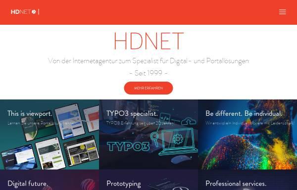 Vorschau von www.hdnet.de, HDNET GmbH & Co. KG