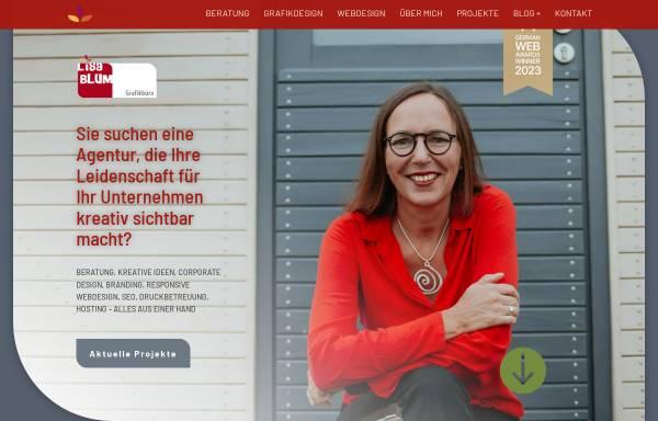 Vorschau von www.lisa-blum.de, Lisa Blum, Grafikbüro