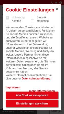 Vorschau der mobilen Webseite www.wpt-online.de, Wpt-Online, Atilla S. Öner