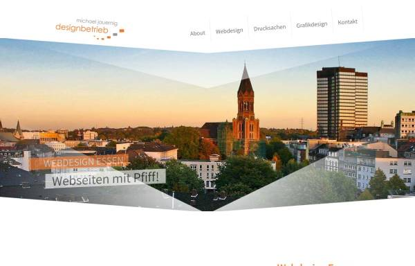 Vorschau von designbetrieb.de, Designbetrieb Michael Jauernig