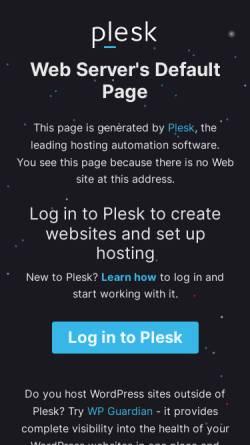 Vorschau der mobilen Webseite www.uplus.de, Uplus