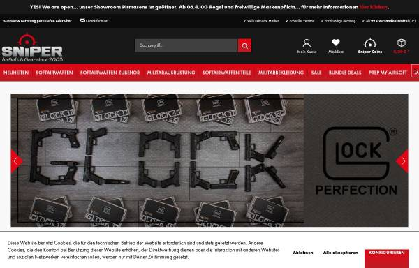 Vorschau von www.blowback.de, Blowback