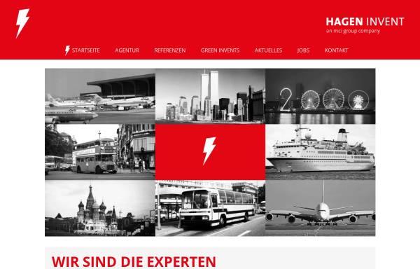 Vorschau von www.hagen-invent.de, Gahen Invent Marketing