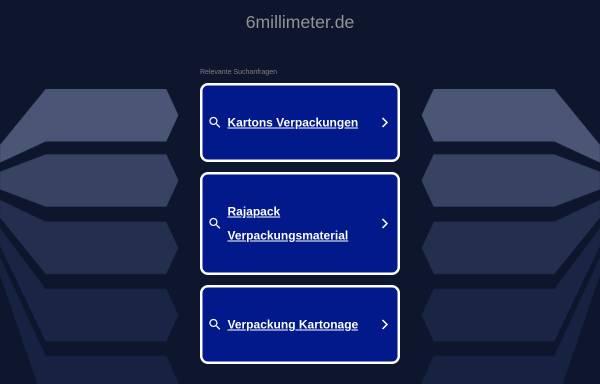 Vorschau von www.6millimeter.de, 6millimeter.de