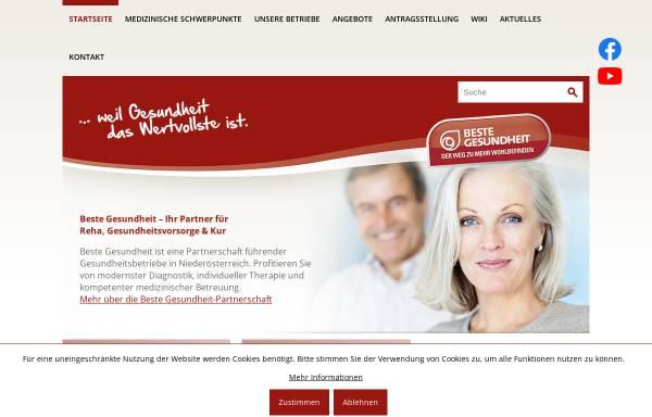 Vorschau von www.vital.at, Bad Aussee - Salzkammergut