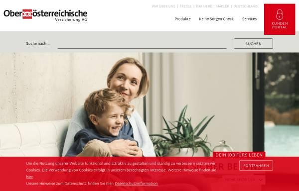 Oberosterreichische Versicherung Ag In Linz At Osterreich