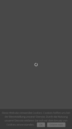 Vorschau der mobilen Webseite www.edersee-tauchen.de, Barakuda Tauchbasis Horst Schmalz