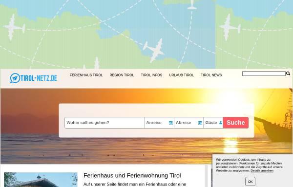 Vorschau von www.tirol-netz.de, Tirol-Netz