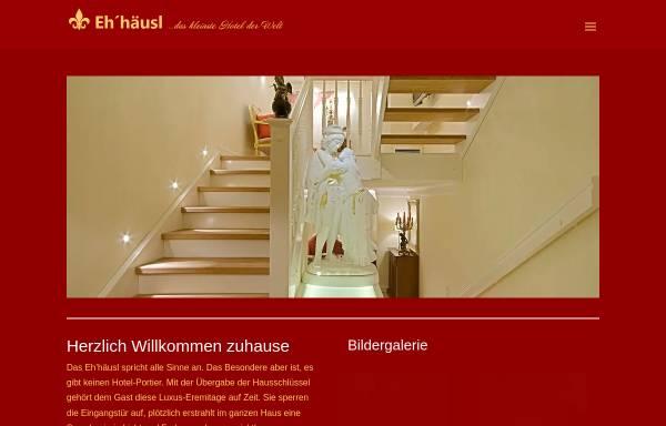 Vorschau von www.ehehaeusl.de, Eh'häusl Amberg