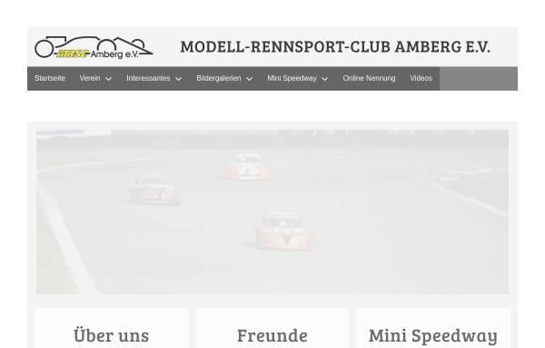 Vorschau von www.mrsc-amberg.de, MRSC-Amberg e.V.